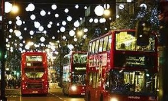 Christmas English Courses in London
