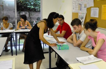 French Courses Centre International d'Antibes
