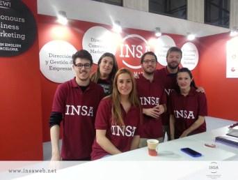 INSA Business, Marketing & Communication School - Bachelor Degrees en Barcelona