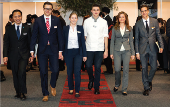 Double Degree in Hospitality and Business Administration - Czech Republic and Switzerland